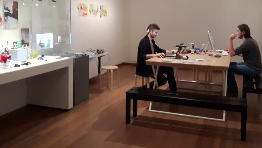 Virtual Museum Lab